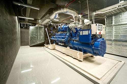 backup generator loan