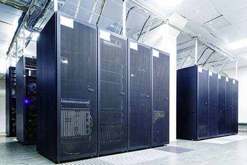 data centre loan