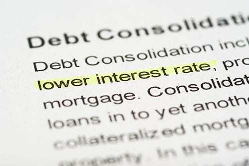Debt Consolidation Loans Debt Consolidation Finance