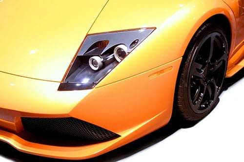 exotic car finance